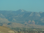 The view from Henderson, Nevada where there's a BIRTHDAY JINX mystery going on right now.