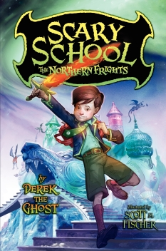 Scary School 3 cover