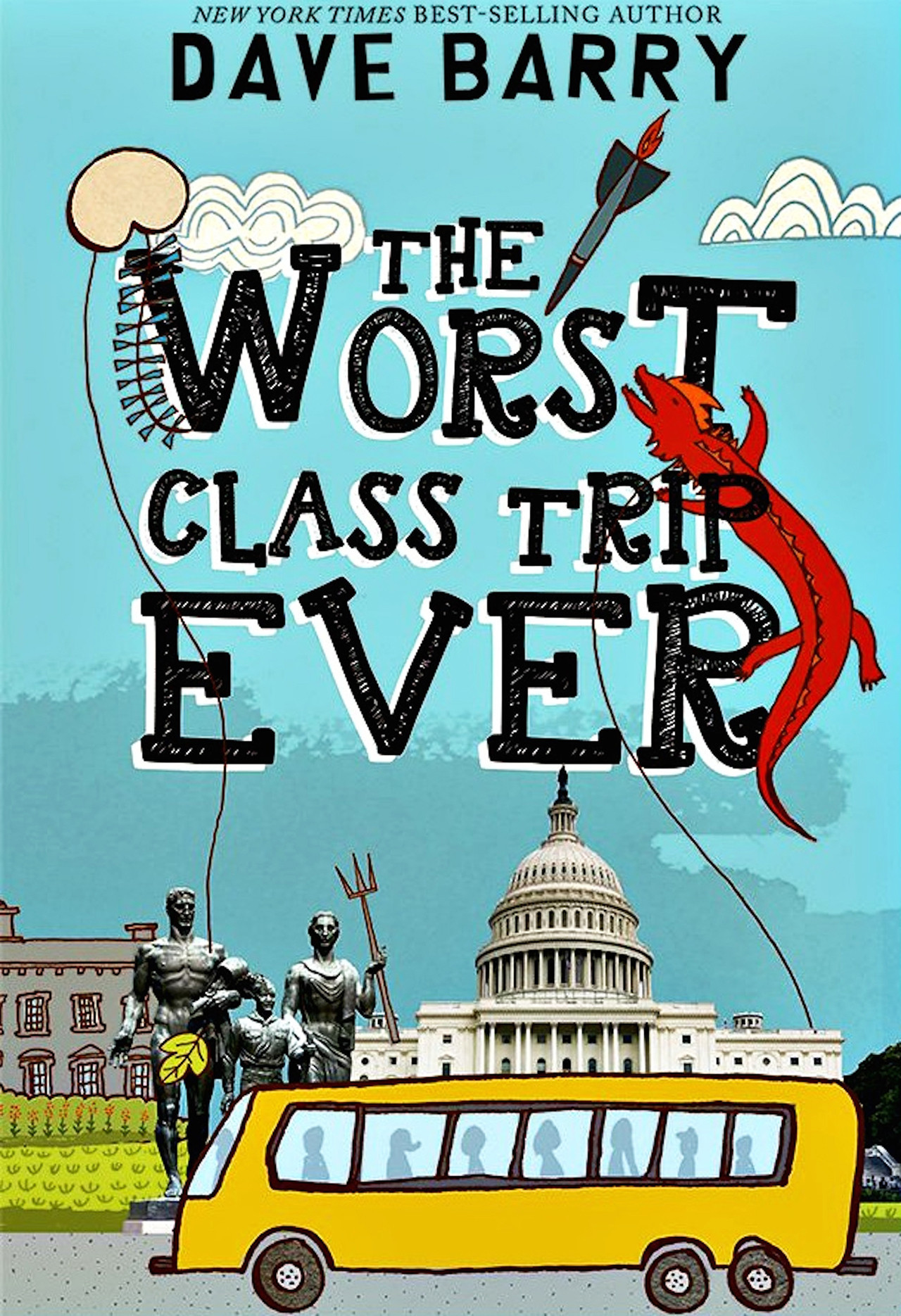 THE WORST CLASS TRIP EVER for Marvelous Middle Grade Monday | Always ...