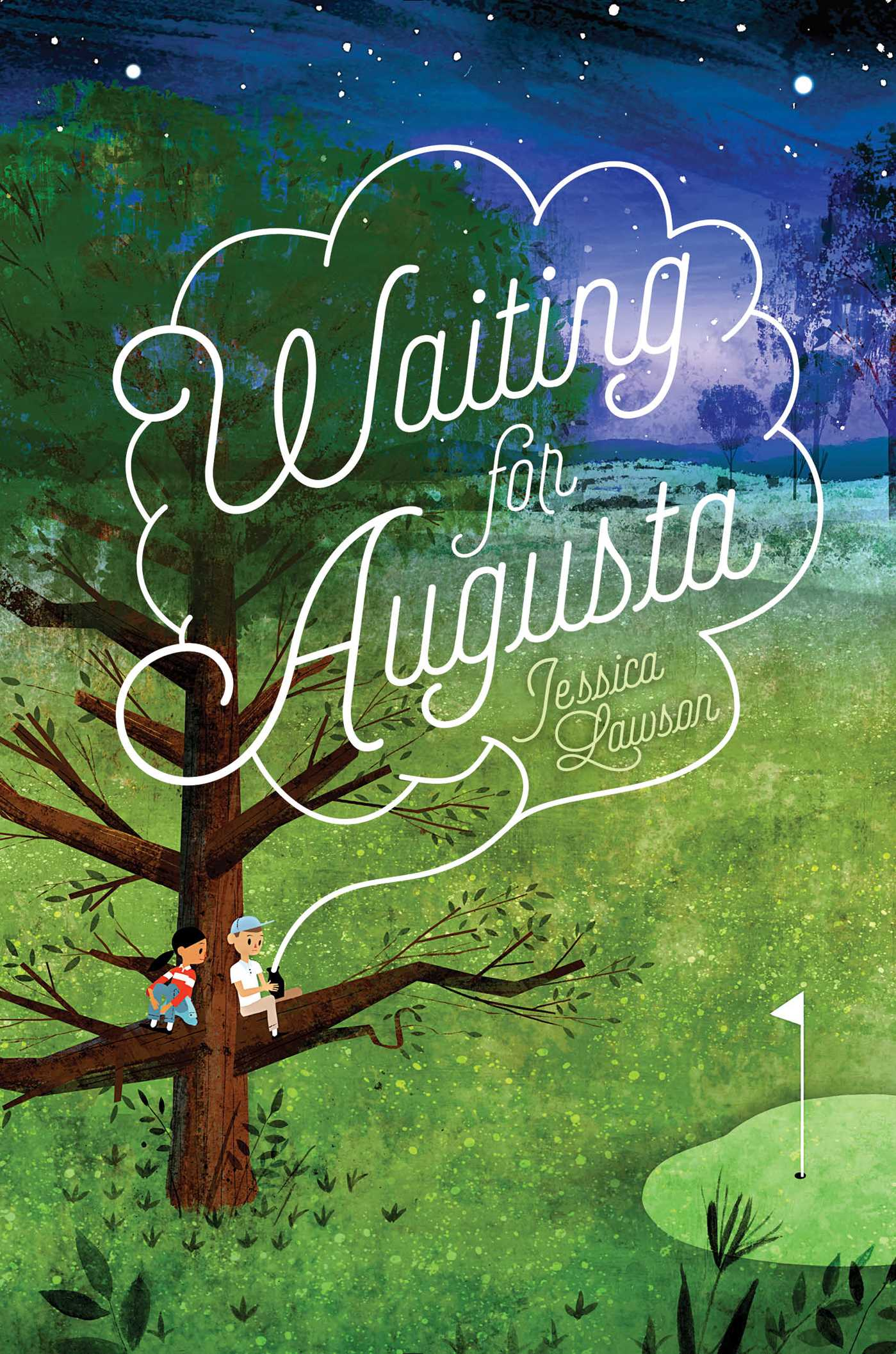 WAITING FOR AUGUSTA for Marvelous Middle Grade Monday ...