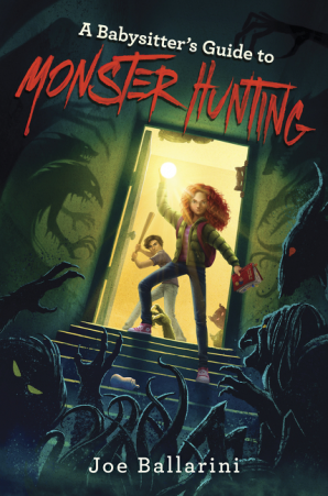 A Babysitter S Guide To Monster Hunting For Marvelous Middle Grade Monday Always In The Middle