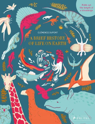 A Brief History of Life on Earth von Clemece Dupont