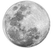 Moon Clip Art 52110